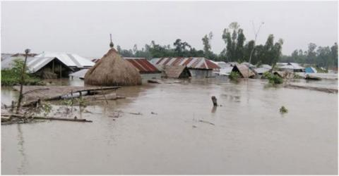 New areas flooded in Kurigram as Brahmaputra, Dharla swell