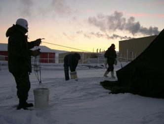 Arctic heat wave hits world's northernmost settlement
