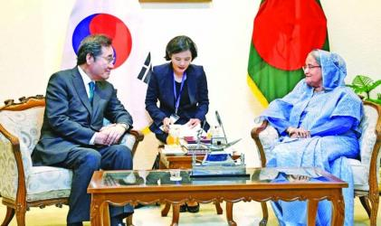 S Korea never cuts off friendship with Bangladesh