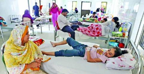 Dengue cases alarming in Dhaka: WHO