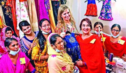 Financial inclusion vital for women\'s empowerment: Queen Máxima