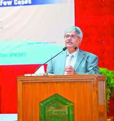 Arup Chowdhuri\'s role in global arena deserves appreciation