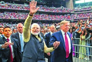 Everything great in India: Narendra Modi