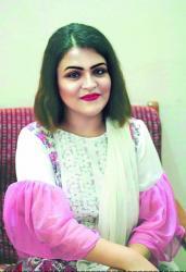 Shaima : An interior designer with unique views