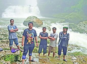 Meghalaya: The Olympus of clouds and fall