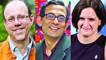 MIT economists win Nobel Prize