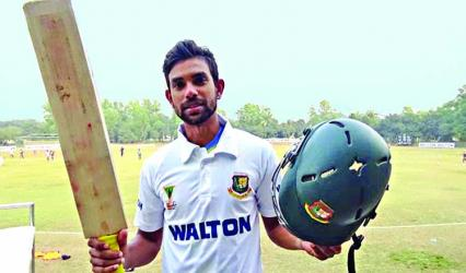 Dhaka recover to draw with Rangpur