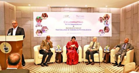 Thyrocare Bangladesh receives accreditation of CAP