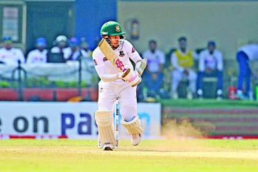 Tigers suffer heavy defeat in 1st Test