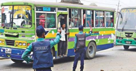Road Transport Act takes effect: Quader