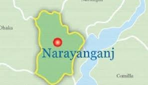 Mother, son die after falling off running bus in Narayanganj