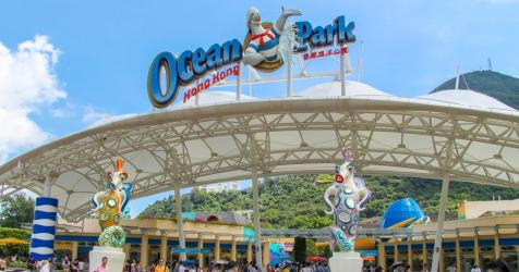 Hong Kong Ocean Park net deficit widens to around 71 mln USD