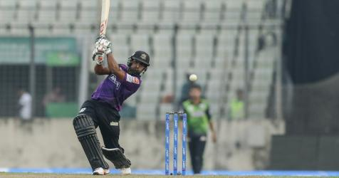 Imrul guides Challengers to first win in BPL
