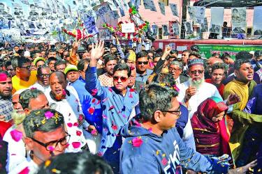 We're busy with mass contact and BNP with rumors: Taposh