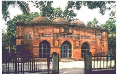 Baba Adam Shahid Mosque in Munshiganj