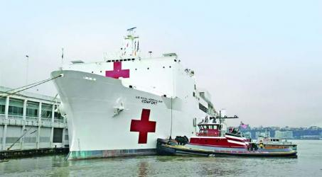 \'US to send medical supplies to Italy, France, Spain\'