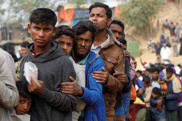 Coronavirus spread: Do we forget about Rohingyas?