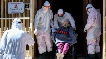 Europe\'s care homes struggle as virus deaths rise
