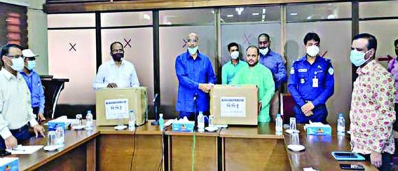 S Alam Group working to fight coronavirus