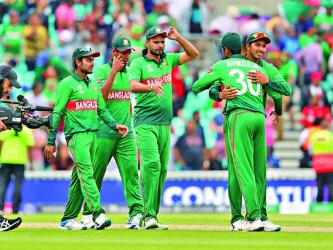 Cricketers set to receive delayed WC prize money share