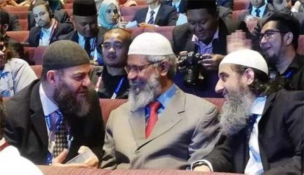 Zakir Naik\'s international connections to raise funds