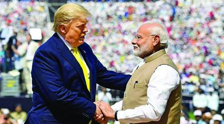 Modi not in \'good mood\' over border row with China: Trump