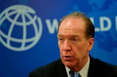 Funding shortfall hinders pandemic response: World Bank chief