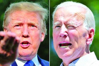 From Twitter to TikTok, Trump supporters spread \'Sleepy Joe\'