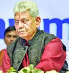Manoj Sinha appointed Jammu and Kashmir Lieutenant Governor