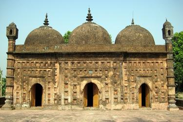 The ancient Mosque in Dinajpur