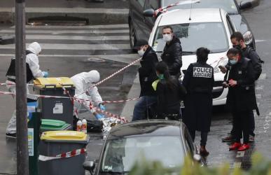 Stabbings suspect \'was targeting Charlie Hebdo\'