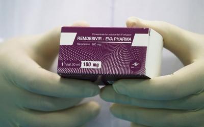 US approves remdesivir as COVID treatment drug