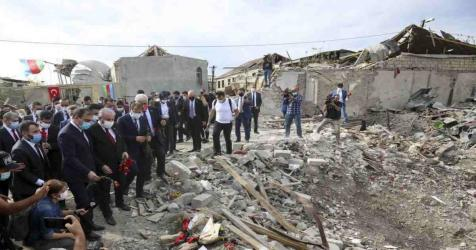 New cease-fire announced in 4-week Nagorno-Karabakh conflict