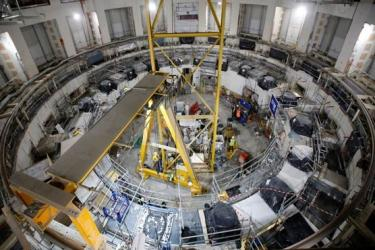 China\'s first domestically made nuclear reactor goes online