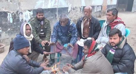 Badalgachhi records lowest temperature of the season