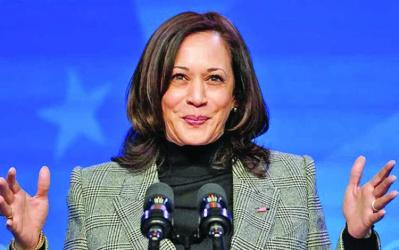 Harris set to resign Senate