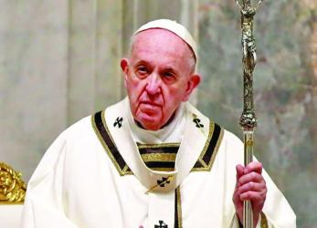 Finding God means finding love: Pope