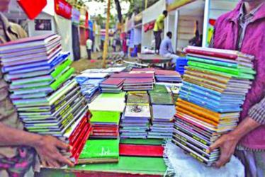 Book Fair in traditional way, not virtually