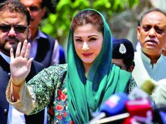 Nawaz Sharif\'s opponents fall in their own traps: Maryam