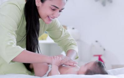 For delicate skin of your baby, opt for hundred percent safety