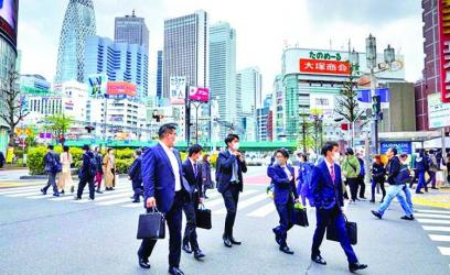 Tokyo to come under curbs from April 12