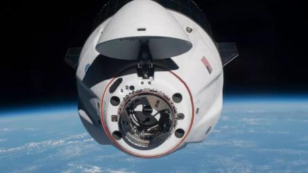 Astronauts leave ISS, begin return journey to Earth on SpaceX craft