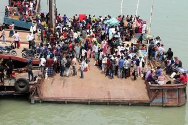 Shimulia crowds keep swelling