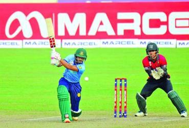 Shanto, Saifuddin give Abahani dramatic victory