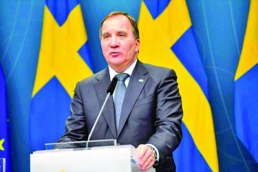 Swedish Prime Minister Lofven loses no confidence vote