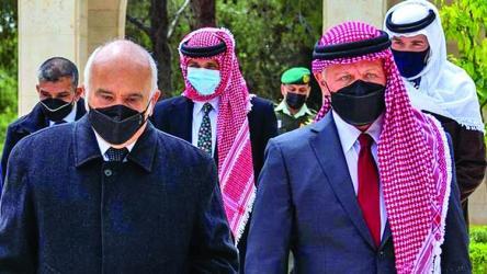Jordan: Top officials plead not guilty in sedition trial