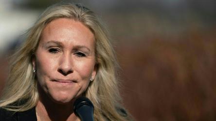 Twitter suspends US congresswoman over Covid posts