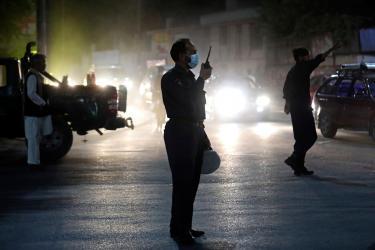 Gunmen attack home of Afghan defense minister