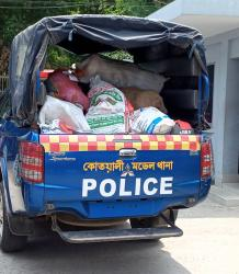 Drugs worth Tk 4 crore 43 lakh 50 thousand recovered and 218 were arrested in Cumilla