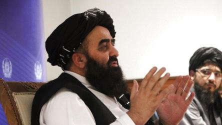 Taliban ask to speak at UN General Assembly